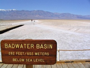 Death-Valley-National-Park---Badwater-Basin