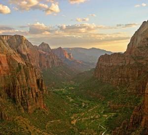 Zion-National-Park---Angels-Landing
